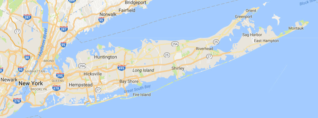 Suffolk Nassau Long Island NY